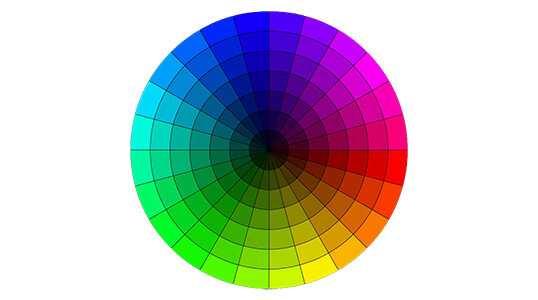 leicesterweb colour wheel