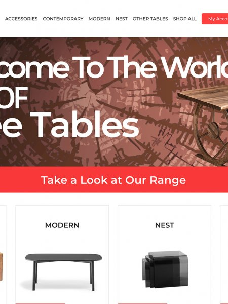 Leicester Web Project Moble Furniture