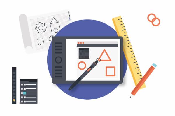 Leicester Web Graphic Design